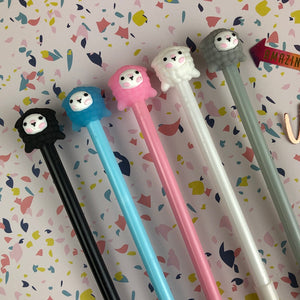 Sheep Gel Pen-The Persnickety Co