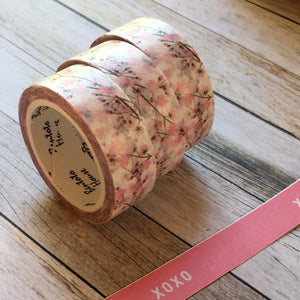 Cherry Blossom Washi Tape-2-The Persnickety Co
