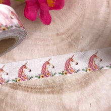 Load image into Gallery viewer, Summer Unicorn Washi Tape-4-The Persnickety Co