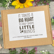 Load image into Gallery viewer, It Takes A Big Heart - Sweet Box-The Persnickety Co