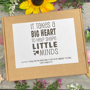 It Takes A Big Heart - Sweet Box-The Persnickety Co