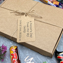 Load image into Gallery viewer, A Father's Day Treat - Personalised Chocolate Gift Box-5-The Persnickety Co