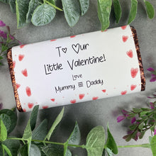 Load image into Gallery viewer, To Our Little Valentine Chocolate Bar