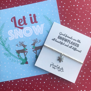 Good Friends Are Like Snowflakes - All Beautiful And All Different-2-The Persnickety Co