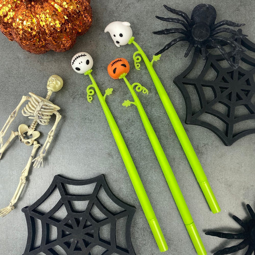Halloween Dangly Gel Pen-The Persnickety Co