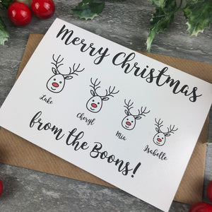 Personalised Reindeer Cards-7-The Persnickety Co