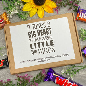 It Takes A Big Heart - Chocolate Box-The Persnickety Co