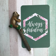 Load image into Gallery viewer, Cute Sloth Pen-7-The Persnickety Co