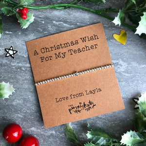 A Christmas Wish For My Teacher-5-The Persnickety Co