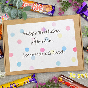 Personalised Birthday Chocolate Gift Box-4-The Persnickety Co
