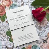 Bridesmaid Proposal - The Key To My Perfect Day...