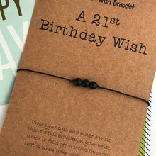 Load image into Gallery viewer, A 21st Birthday Wish - Onyx-4-The Persnickety Co