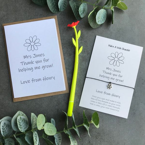 Thank You For Helping Me Grow Gift Set-The Persnickety Co