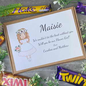 Flower Girl Proposal Chocolate Box-8-The Persnickety Co