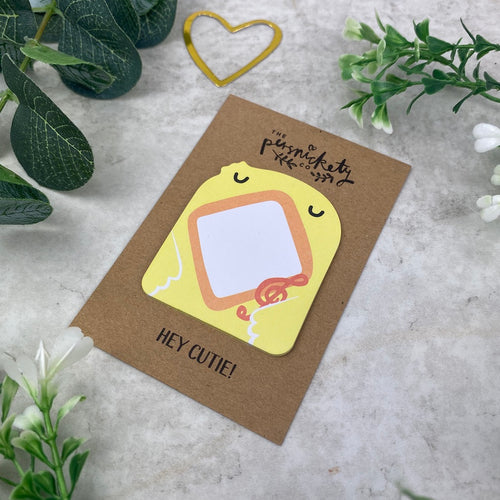 Duck Sticky Note-The Persnickety Co