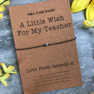 A Little Wish For A Teacher-7-The Persnickety Co