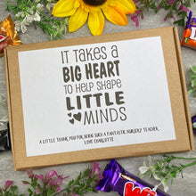 Load image into Gallery viewer, It Takes A Big Heart - Chocolate Box-7-The Persnickety Co