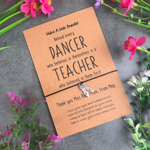 Behind Every Dancer Who Believes In Themselves Is A Teacher Who Believed In Them First-The Persnickety Co
