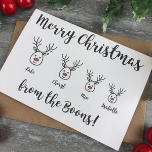Personalised Reindeer Cards-6-The Persnickety Co