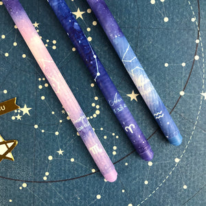 Constellation Zodiac Gel Pen-9-The Persnickety Co