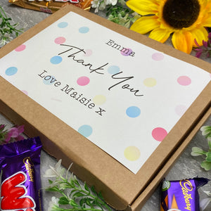 Thank You - Chocolate Box-2-The Persnickety Co