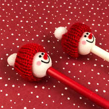 Load image into Gallery viewer, Cute Snowman Pens-3-The Persnickety Co