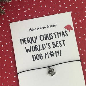 Merry Christmas World's Best Dog Mum!-4-The Persnickety Co