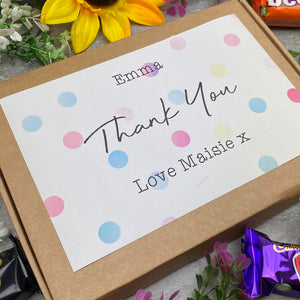 Thank You - Chocolate Box-5-The Persnickety Co
