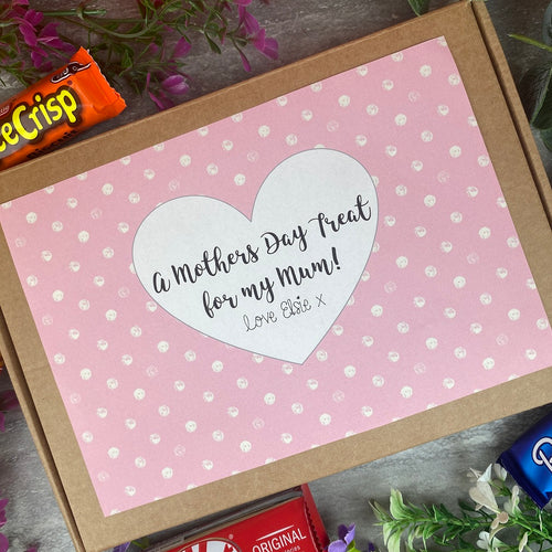 Personalised Mothers Day Biscuit Box-The Persnickety Co
