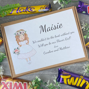 Flower Girl Proposal Chocolate Box-5-The Persnickety Co
