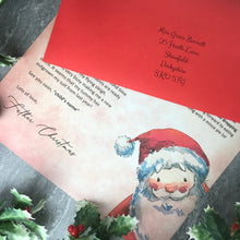 Load image into Gallery viewer, Letter From Father Christmas-8-The Persnickety Co