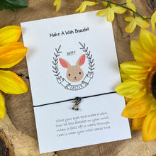 Load image into Gallery viewer, Happy Easter Wish Bracelet-3-The Persnickety Co