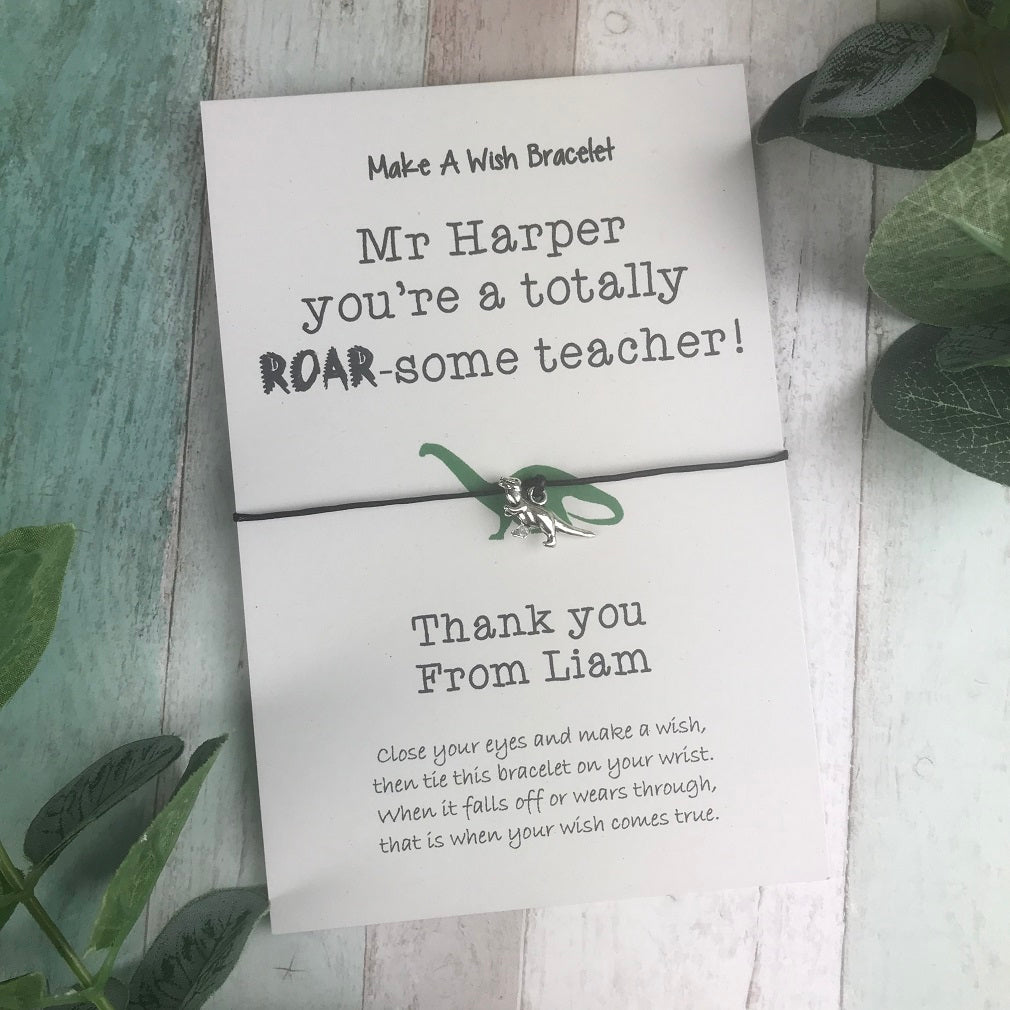 You're A Totally Roar-some Teacher-The Persnickety Co