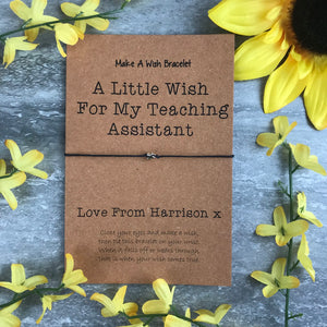 A Little Wish For My Teaching Assistant-4-The Persnickety Co