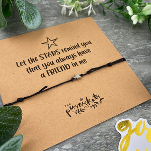 Let The Stars Remind Me - Anklet