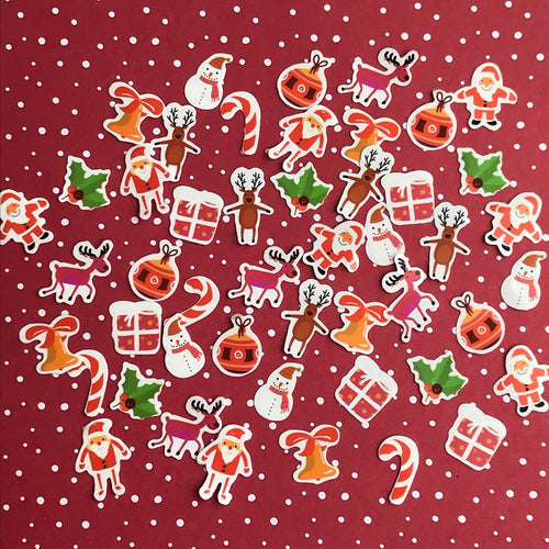 Christmas Stickers-The Persnickety Co
