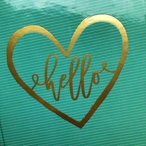 A4 Hello Notebook-2-The Persnickety Co