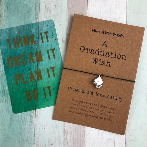 A Graduation Wish-The Persnickety Co