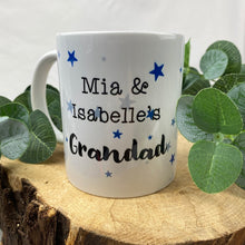 Load image into Gallery viewer, Personalised Grandad Mug