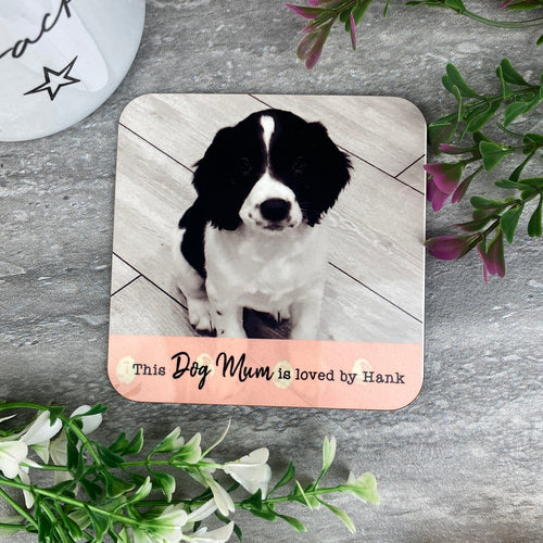 Dog Mum Coaster-The Persnickety Co