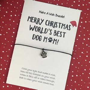 Merry Christmas World's Best Dog Mum!-5-The Persnickety Co