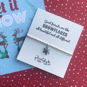 Good Friends Are Like Snowflakes - All Beautiful And All Different-4-The Persnickety Co