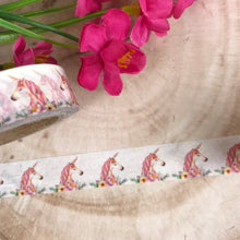 Load image into Gallery viewer, Summer Unicorn Washi Tape-6-The Persnickety Co