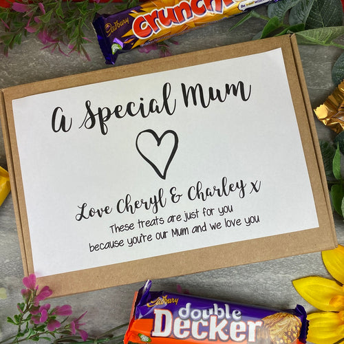 A Special Mum Chocolate Box-The Persnickety Co