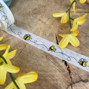Bumble Bee Washi Tape-The Persnickety Co
