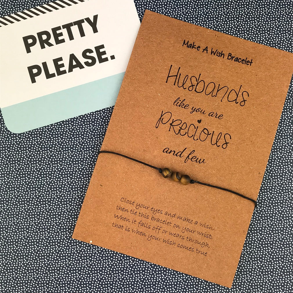 Husbands Like You Are Precious And Few-The Persnickety Co