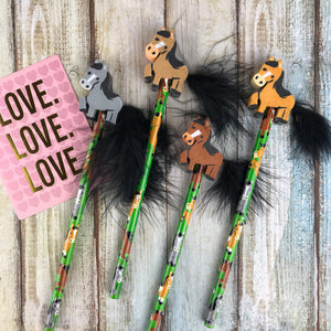 Pony Pencil-The Persnickety Co