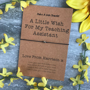 A Little Wish For My Teaching Assistant-5-The Persnickety Co