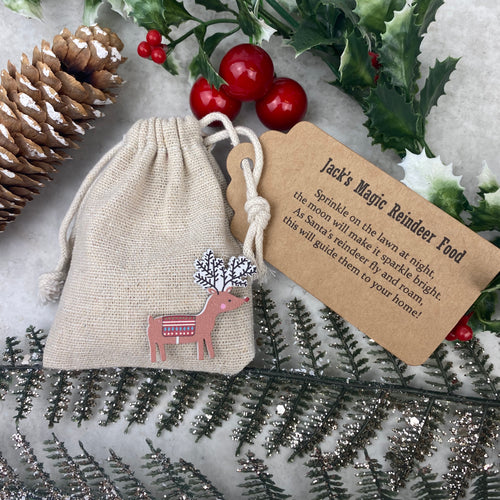 Little Bag Of Magic Reindeer Food-The Persnickety Co