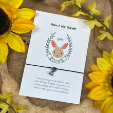Load image into Gallery viewer, Happy Easter Wish Bracelet-The Persnickety Co